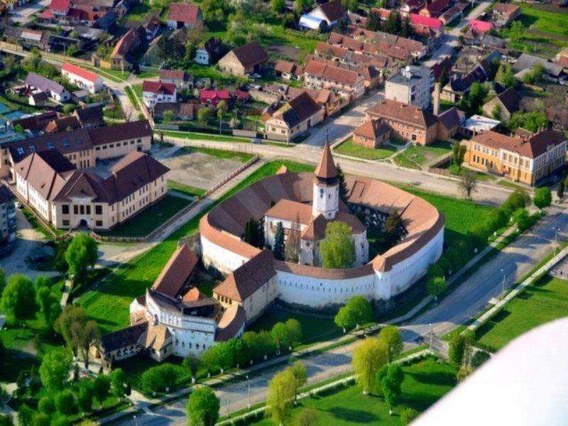 18.Brasov-Cetatea taraneasca Prejmer
