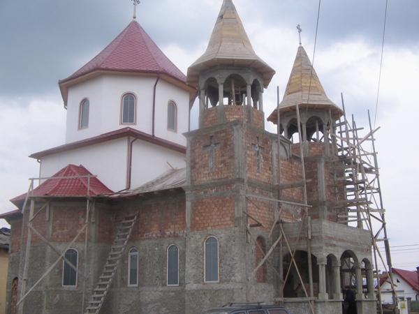 Biserica ortodoxă Lunca Câlnicului colonie