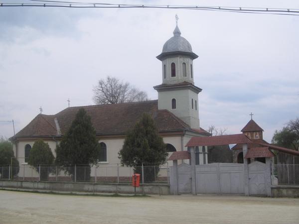 Biserica ortodoxă Lunca Câlnicului sat